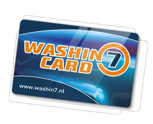 Washin7card autowasstraat
